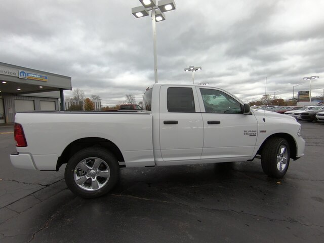 2019 Ram 1500 Quad Cab 4x4,  Pickup #RT19053 - photo 4