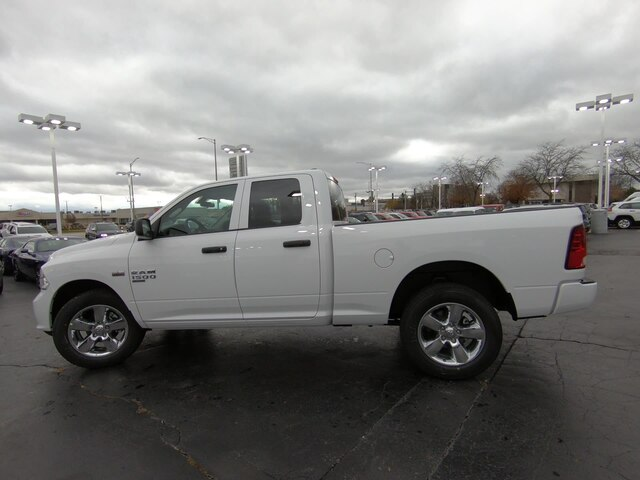 2019 Ram 1500 Quad Cab 4x4,  Pickup #RT19053 - photo 8