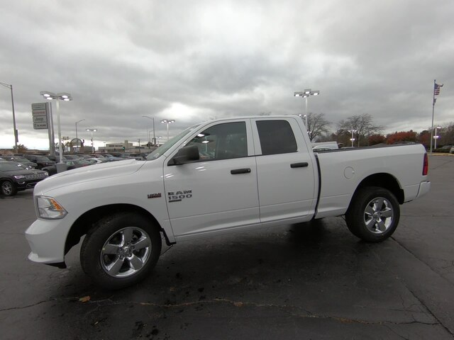 2019 Ram 1500 Quad Cab 4x4,  Pickup #RT19053 - photo 9