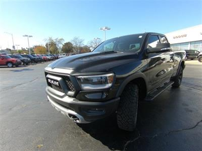 2019 Ram 1500 Quad Cab 4x4,  Pickup #RT19054 - photo 12