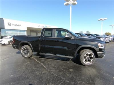 2019 Ram 1500 Quad Cab 4x4,  Pickup #RT19054 - photo 3