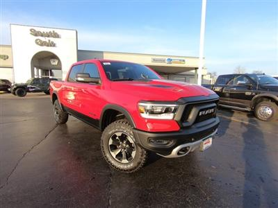 2019 Ram 1500 Crew Cab 4x4,  Pickup #RT19060 - photo 3