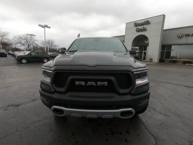 2019 Ram 1500 Crew Cab 4x4,  Pickup #RT19065 - photo 10