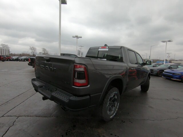 2019 Ram 1500 Crew Cab 4x4,  Pickup #RT19065 - photo 2