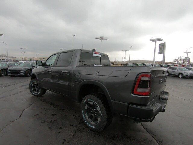 2019 Ram 1500 Crew Cab 4x4,  Pickup #RT19065 - photo 6