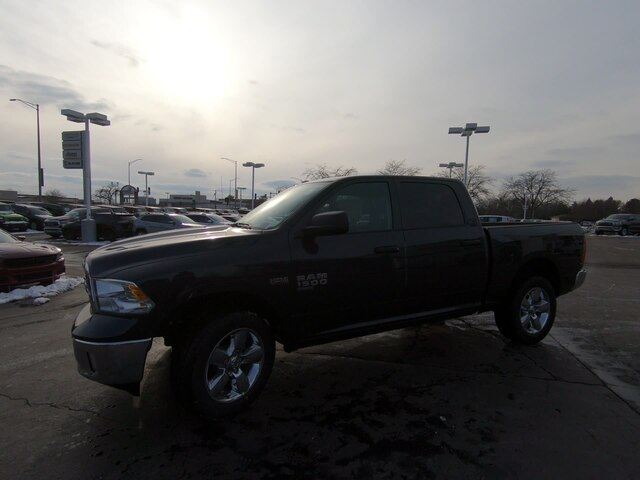 2019 Ram 1500 Crew Cab 4x4,  Pickup #RT19073 - photo 10