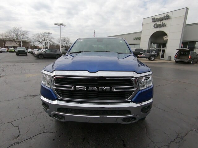 2019 Ram 1500 Crew Cab 4x4,  Pickup #RT19086 - photo 10