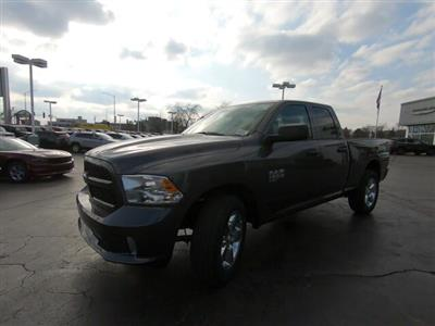 2019 Ram 1500 Quad Cab 4x4,  Pickup #RT19091 - photo 10