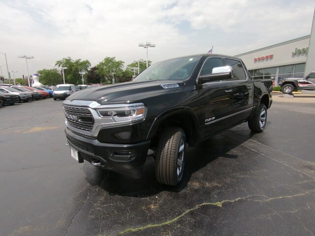 2019 Ram 1500 Crew Cab 4x4,  Pickup #RT19099 - photo 8