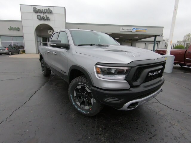 2019 Ram 1500 Quad Cab 4x4,  Pickup #RT19108 - photo 1