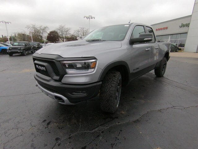 2019 Ram 1500 Quad Cab 4x4,  Pickup #RT19108 - photo 8