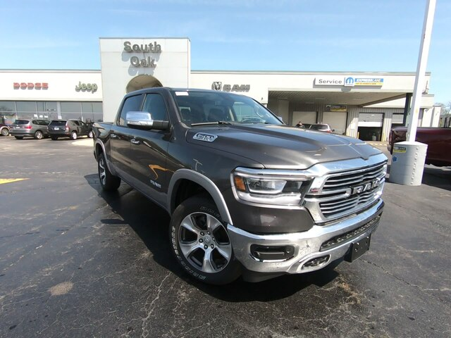 2019 Ram 1500 Crew Cab 4x4,  Pickup #RT19110 - photo 1