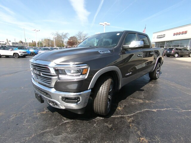 2019 Ram 1500 Crew Cab 4x4,  Pickup #RT19110 - photo 8