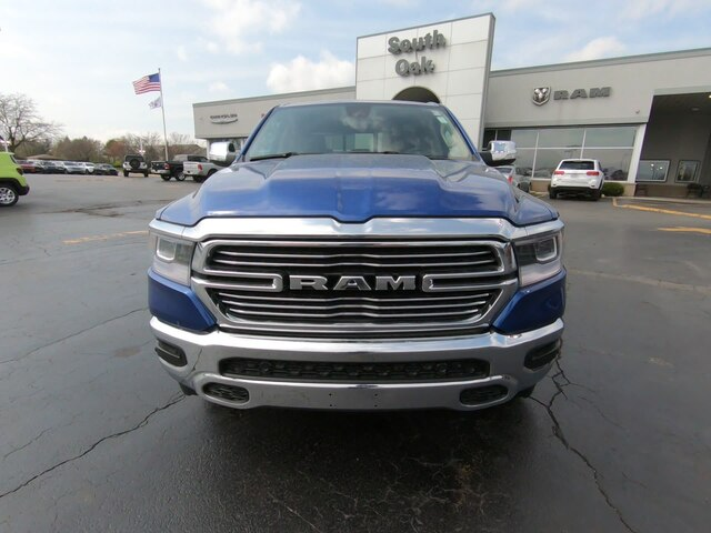2019 Ram 1500 Crew Cab 4x4,  Pickup #RT19111 - photo 9