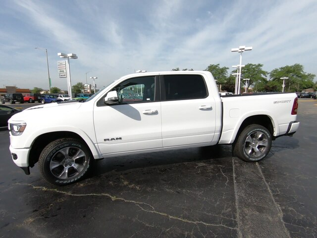 2020 Ram 1500 Crew Cab 4x4,  Pickup #RT20002 - photo 8