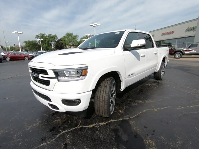 2020 Ram 1500 Crew Cab 4x4,  Pickup #RT20002 - photo 9
