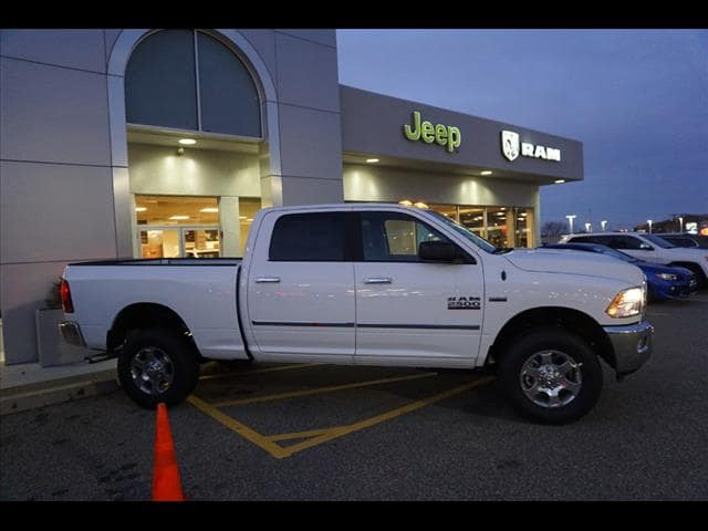2018 Ram 2500 Crew Cab 4x4,  Pickup #D18428 - photo 3