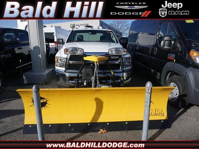 2018 Ram 2500 Regular Cab 4x4,  Fisher Pickup #D18450 - photo 1