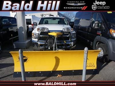 2018 Ram 2500 Regular Cab 4x4,  Fisher Snowplow Pickup #D18450 - photo 1