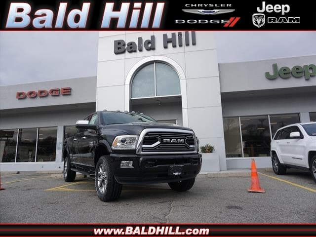 2018 Ram 2500 Crew Cab 4x4,  Pickup #D18475 - photo 1