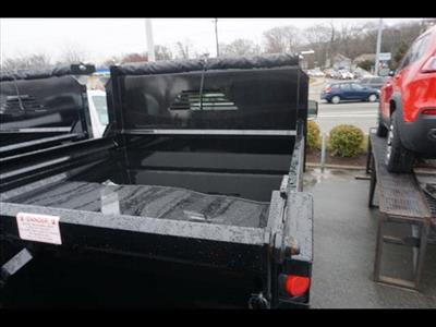 2018 Ram 3500 Regular Cab DRW 4x4,  Crysteel E-Tipper Dump Body #D18485 - photo 2