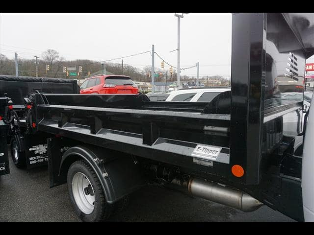 2018 Ram 5500 Regular Cab DRW 4x4,  Crysteel Dump Body #D18487 - photo 1