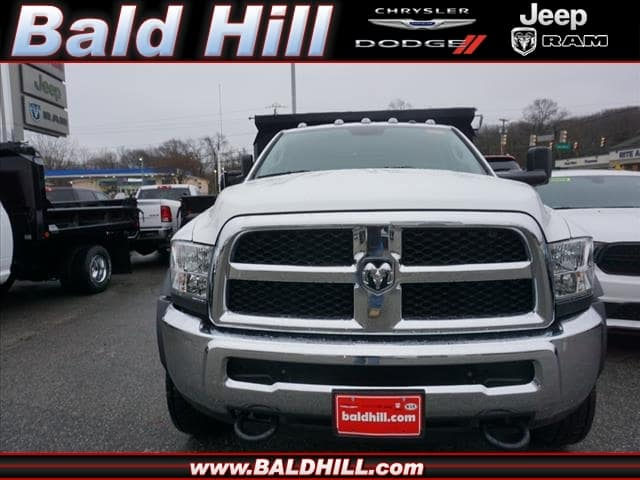 2018 Ram 5500 Regular Cab DRW 4x4,  Dump Body #D18487 - photo 1