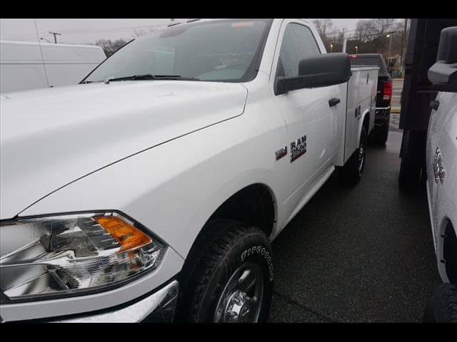 2018 Ram 2500 Regular Cab 4x4,  Reading Classic II Steel Service Body #D18488 - photo 4