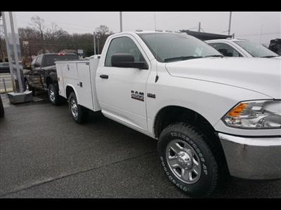 2018 Ram 2500 Regular Cab 4x4,  Reading Classic II Steel Service Body #D18488 - photo 3
