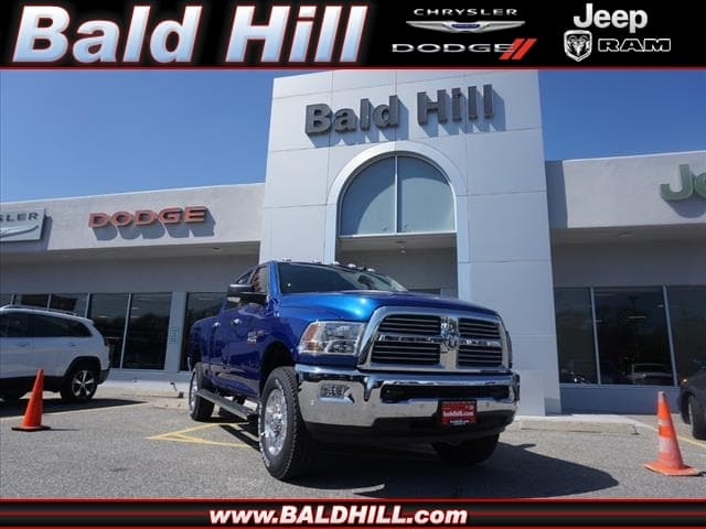 2018 Ram 2500 Crew Cab 4x4,  Pickup #D18489 - photo 1