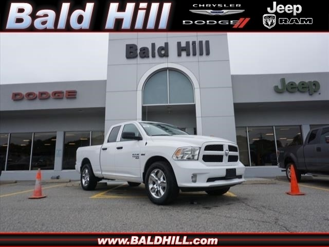 2019 Ram 1500 Quad Cab 4x4,  Pickup #D19099 - photo 1