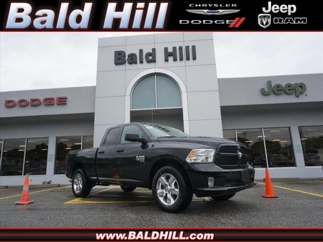 2019 Ram 1500 Quad Cab 4x4,  Pickup #D19126 - photo 1