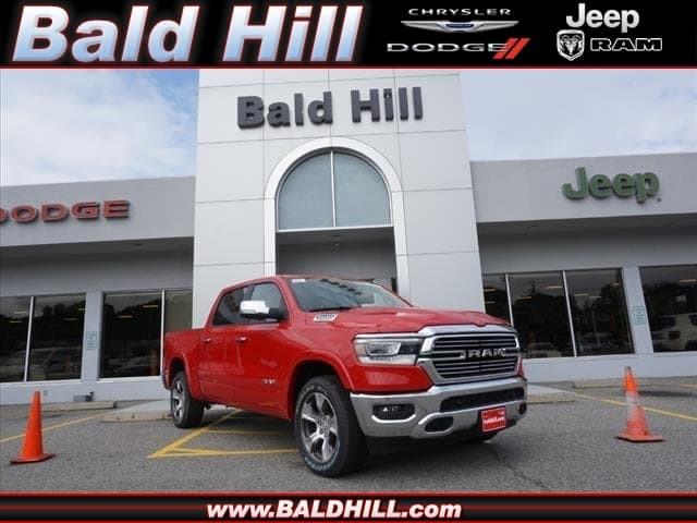 2019 Ram 1500 Crew Cab 4x4,  Pickup #D19129 - photo 1
