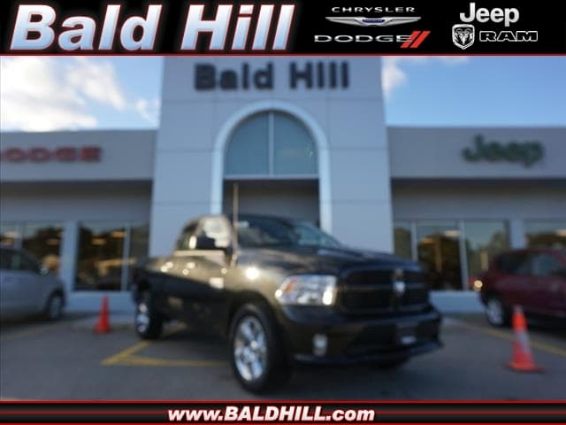 2019 Ram 1500 Quad Cab 4x4,  Pickup #D19164 - photo 1