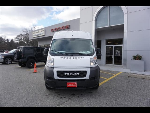 2019 ProMaster 2500 High Roof FWD,  Empty Cargo Van #D19187 - photo 6