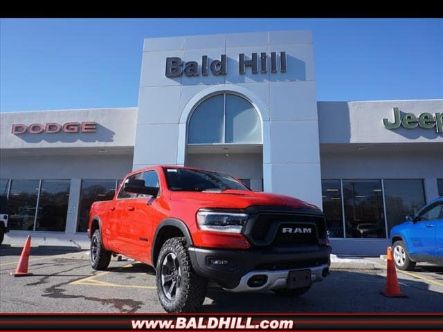 2019 Ram 1500 Crew Cab 4x4,  Pickup #D19226 - photo 1