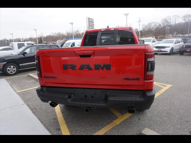 2019 Ram 1500 Quad Cab 4x4,  Pickup #D19228 - photo 1