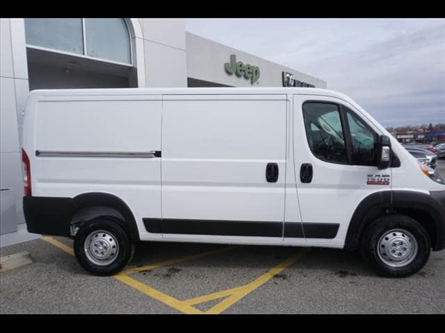 2019 ProMaster 1500 Standard Roof FWD,  Ranger Design General Service Upfitted Cargo Van #D19269 - photo 3