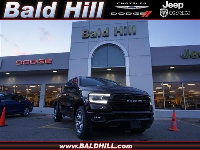 2019 Ram 1500 Crew Cab 4x4,  Pickup #D19274 - photo 1