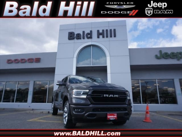 2019 Ram 1500 Crew Cab 4x4,  Pickup #D19275 - photo 1
