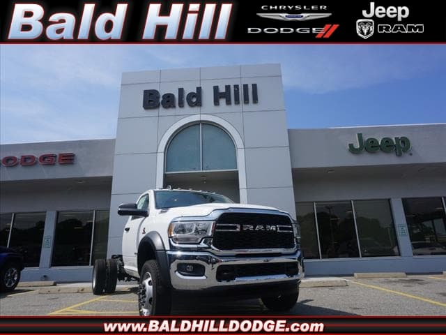 2019 Ram 5500 Regular Cab DRW 4x4,  Cab Chassis #D19423 - photo 1
