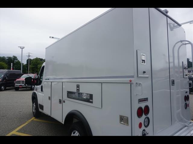 2019 ProMaster 3500 Standard Roof FWD,  Reading Aluminum CSV Service Utility Van #D19483 - photo 5