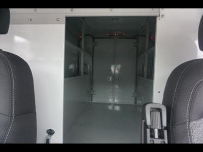 2019 ProMaster 3500 Standard Roof FWD,  Reading Aluminum CSV Service Utility Van #D19483 - photo 12