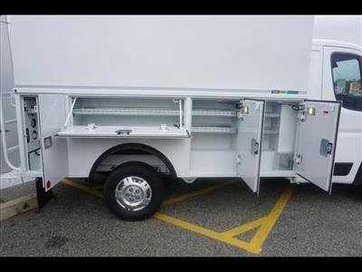 2019 ProMaster 3500 Standard Roof FWD,  Reading Aluminum CSV Service Utility Van #D19483 - photo 14