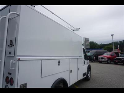 2019 ProMaster 3500 Standard Roof FWD,  Reading Aluminum CSV Service Utility Van #D19483 - photo 2
