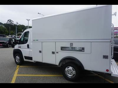2019 ProMaster 3500 Standard Roof FWD,  Reading Aluminum CSV Service Utility Van #D19483 - photo 6