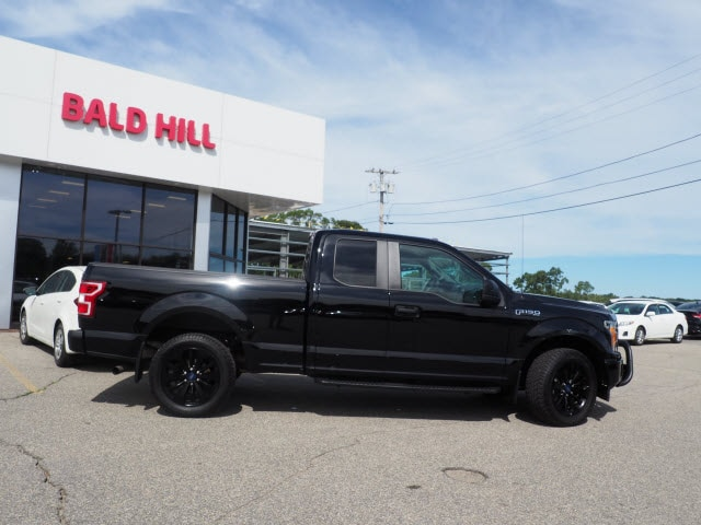 2018 F-150 Super Cab 4x4,  Pickup #J19782A - photo 13