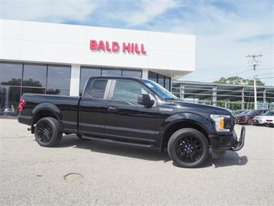 2018 F-150 Super Cab 4x4,  Pickup #J19782A - photo 12
