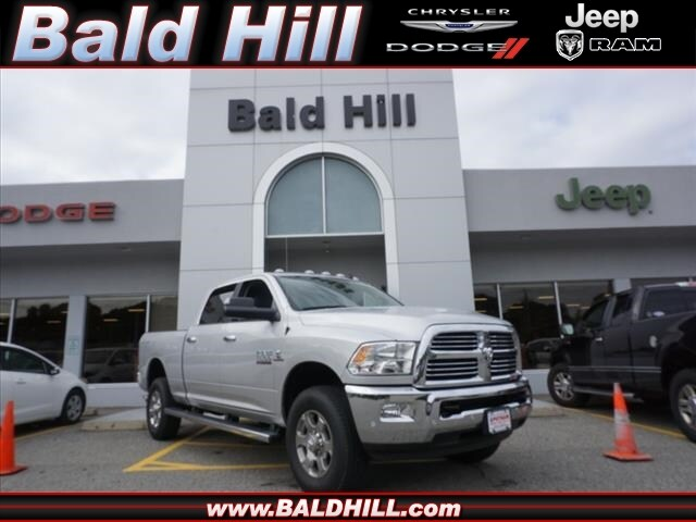 2018 Ram 2500 Crew Cab 4x4,  Pickup #SD18395 - photo 1
