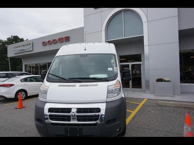 2018 ProMaster 2500 High Roof FWD,  Empty Cargo Van #SD18399 - photo 7